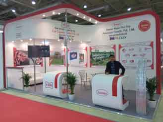 Exhibition Stand Builders Sharjah : Exhibition stand contractors and stand fabricators in dubai