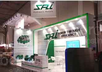 Exhibition Stand Builders Bahrain : Exhibition stand contractors and stand fabricators in dubai